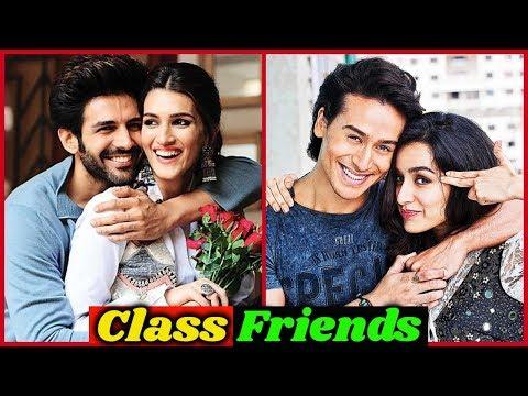 10 Bollywood Stars Who Were Class Mates   Varun Dhawan, Salman Khan, Anushka Sharma, Aamir Khan
