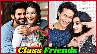 10 Bollywood Stars Who Were Class Mates | Varun Dhawan, Salman Khan, Anushka Sharma, Aamir Khan