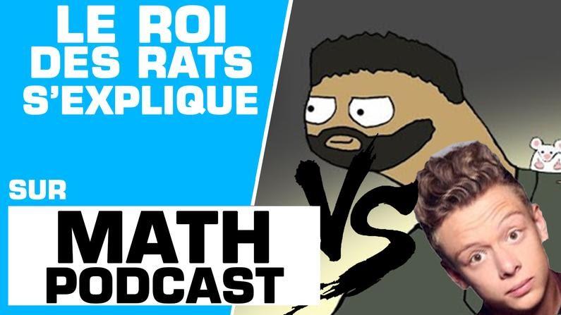 le roi des rats r gle ses comptes avec math podcast marion et anne so youtube. Black Bedroom Furniture Sets. Home Design Ideas