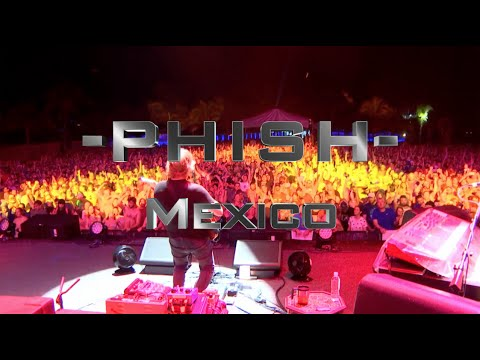 PHISH-2016_01_15:  Sand-➣Ghost-➣Also Sprach Zarathustra - Riviera Maya, MX