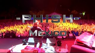 "PHISH-2016_01_15:  ""Sand-➣Ghost-➣Also Sprach Zarathustra"" - Riviera Maya, MX"