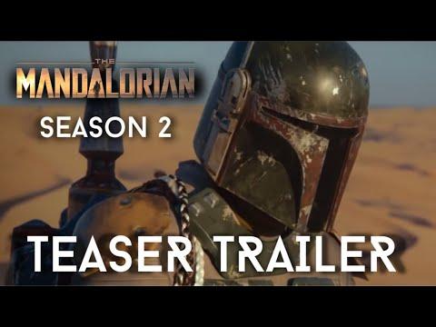 The Mandalorian(2020) Season 2 - TEASER TRAILER (CONCEPT)   Pedro Pascal