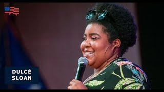 Stand-up Performance by Dulcé Sloan