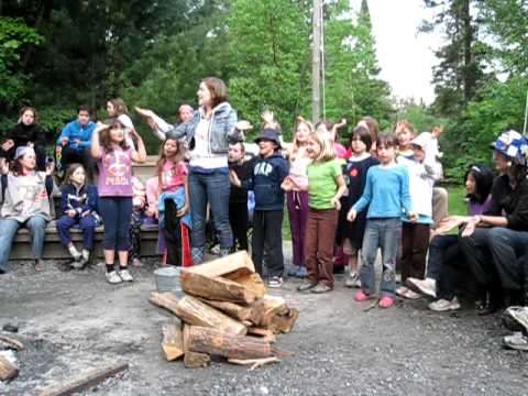 Girl Guide Campfire Song