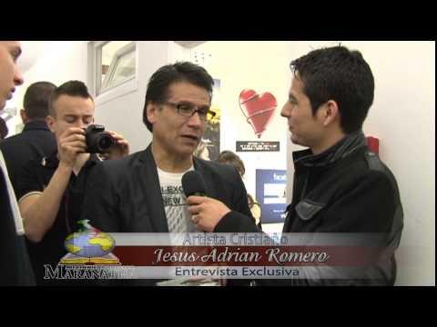 Entrevista Exclusiva Jesus Adrian Romero  Milano Italia