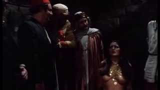 Repeat youtube video Ilsa Harem Keeper of the Oil Sheiks - Pulling Teeth Out Woman Torture Scene