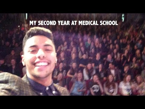 MY SECOND YEAR OF MEDICAL SCHOOL AT KING'S COLLEGE LONDON