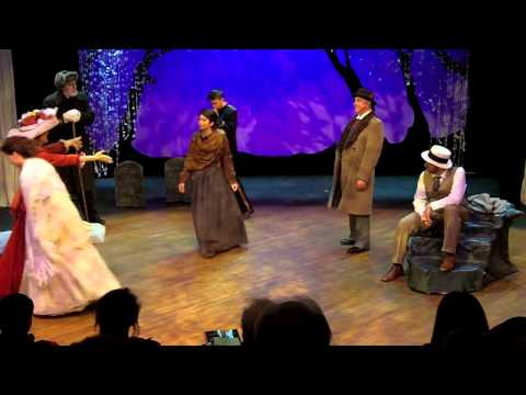The Cherry Orchard   Act II