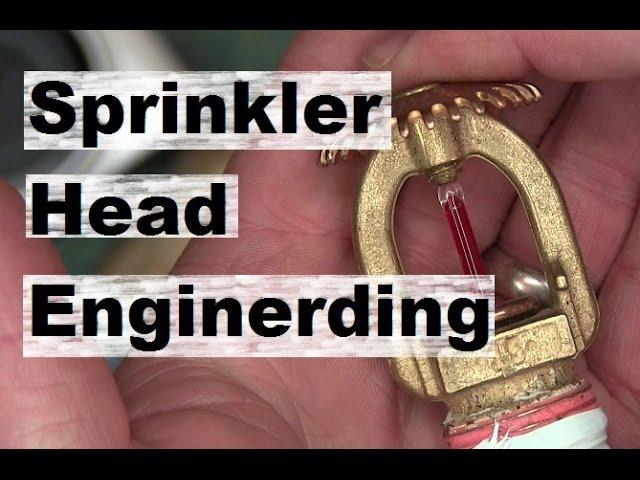 BOLTR: Fire Suppression Sprinkler Head