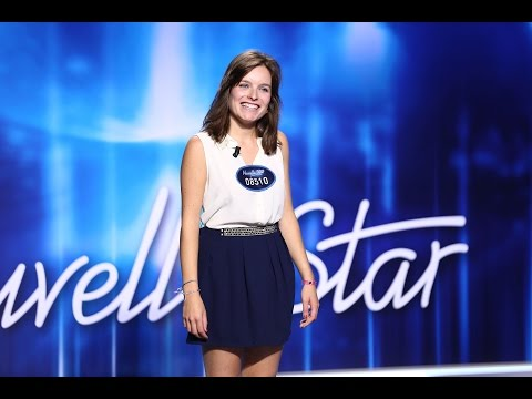 Mathilde: Love me, Please love me / Reckoning song - Auditions - NOUVELLE STAR 2015