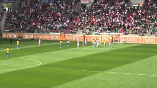 FC Augsburg 0-0 Crystal Palace