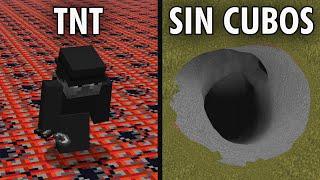 25 FORMAS de ROMPER Minecraft