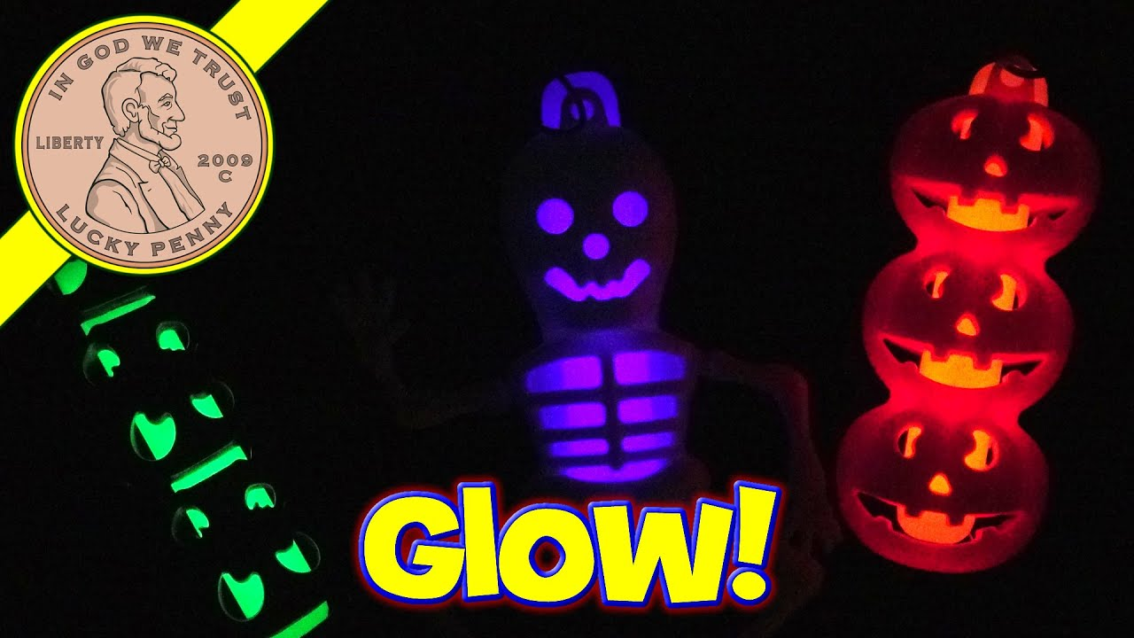 halloween glow stick fun axes rings pendents - Glow Sticks For Halloween