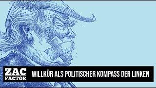 10.07.18   ZAC FACTOR   CLAUDIO ZANETTI - NATIONALRAT   WILLKÜR ALS POLITISCHER KOMPASS DER LINKEN