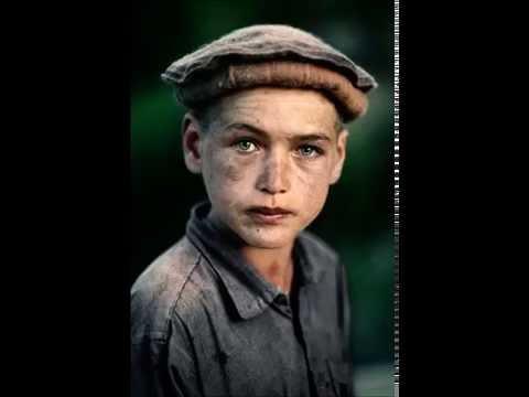 انسان زحمت کش افغانی