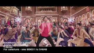 Aashiq Surrender Hua Video Song (Badrinath Ki Dulhania) HD 1080p
