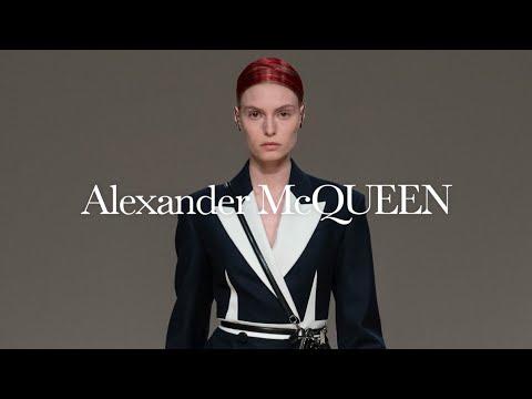 Alexander Mcqueen Autumn Winter 2020 Show Youtube