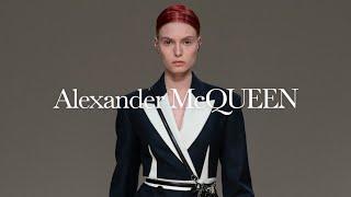 Alexander McQueen Autumn/Winter 2020 show