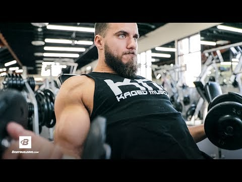Biceps Peak Workout   Jake Dalton, 2x Olympic Gymnast