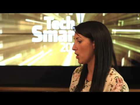 TechSmart - Kirsty Moors from Pythagoras talks to Allen Reid from Hart Square