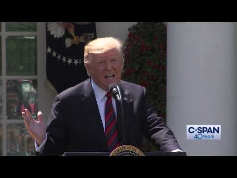 Word for Word: President Trump Unveils Immigration Policy Proposal (C-SPAN)