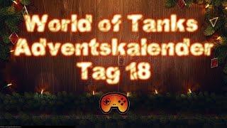Adventskalender von World of Tanks! BOX Nummer 18 - World of Tanks - Adventskalender - Premium