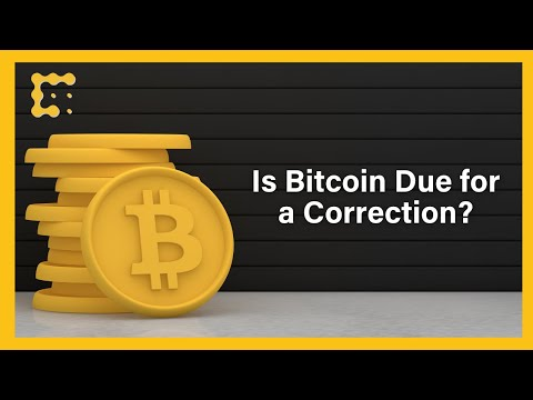 When Will The Price Of Bitcoin Correct?