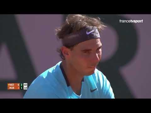 ATP 2014 Roland Garros Semi-Final Nadal vs Murray highlights