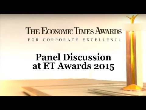 Panel Discussion at ET Awards 2015