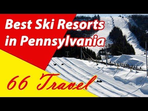 List 8 Best Ski Resorts in Pennsylvania | Skiing in United States | 66Travel