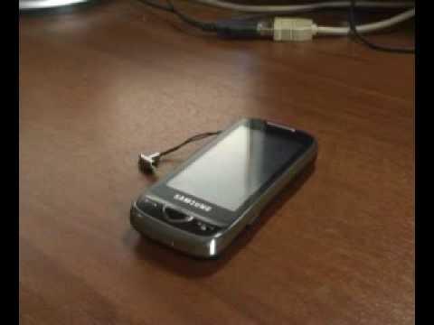 Краткий обзор телефона Samsung s5560. Часть 1