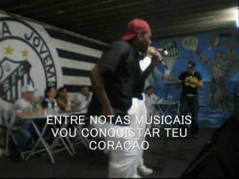 ENREDO SANTOS EM SAMBA BAIXAR HINO FC DO