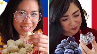 Mexican &amp Filipino Recipe Swap