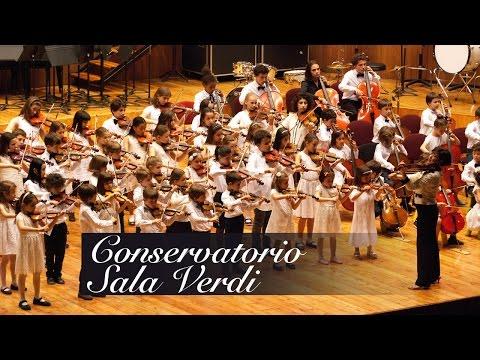 Conservatorio Milano - Sala Verdi