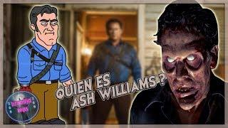 Quien es Ash Williams | Historia | Habilidades | Juegos | Apariciones |