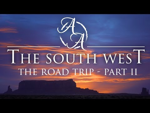 The American Southwest   Zion National Park, Horseshoe Bend, Monument Valley in 4K