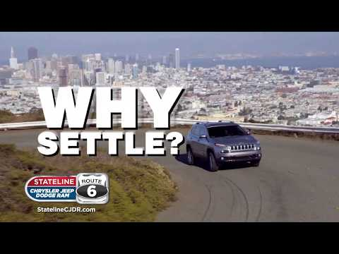 2019 Jeep Cherokee Review   Stateline CJDR
