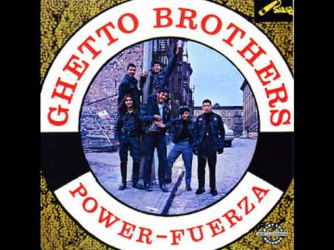 Ghetto Brothers - There Is Something In My Heart (1971)