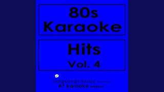 At This Moment (In the Style of Billy Vera & The Beaters) (Karaoke Version)