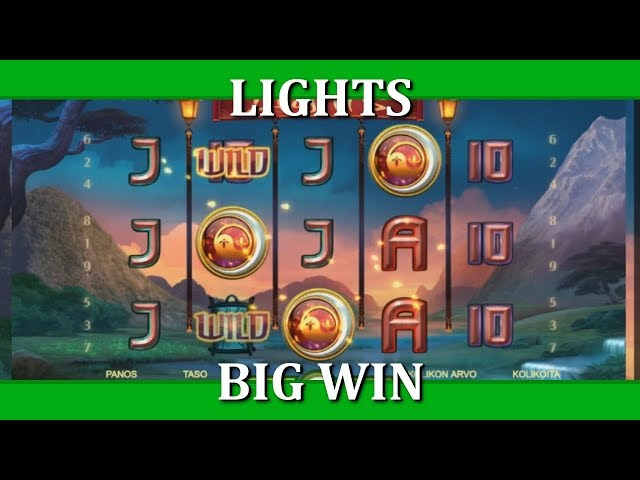 BIG WIN - LIGHTS