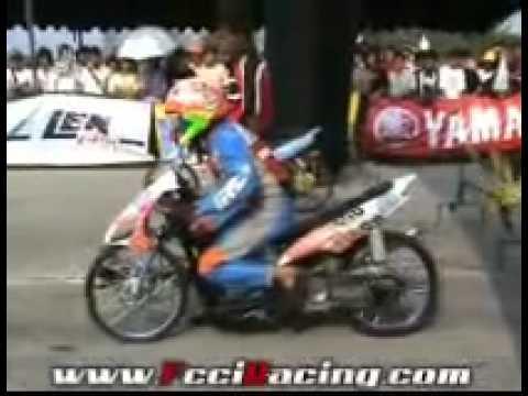 Racing parts: racing parts of mio.