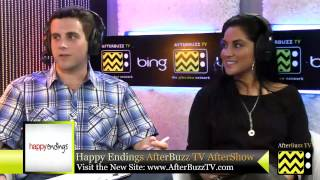 "Happy Endings After Show  Season 3 Episode 5 ""P&P Romance Factory"" 