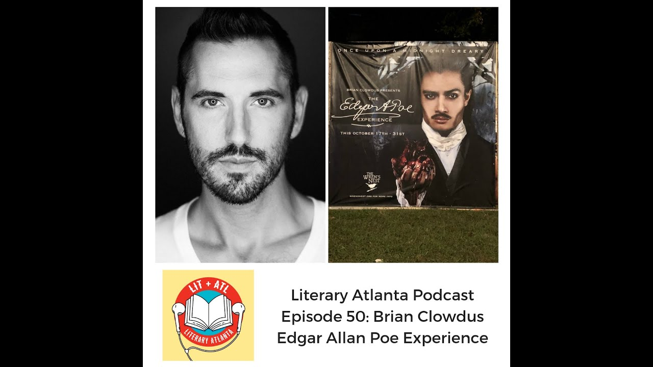 Literary Atlanta - a podcast hosted by Alison Law for the