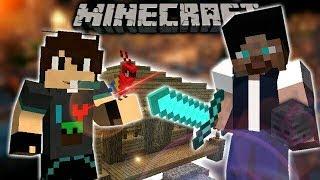 Напросился В Гости — Выживание С Другом В Minecraft 1.2