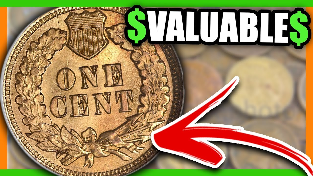 LOOK OUT FOR THIS 1902 PENNY WORTH MONEY - INDIAN HEAD PENNY VALUE
