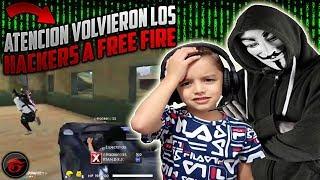 EL HACKER MAS DESCARADO DE TODO FREE FIRE ESTA DE VUELTA *tienes que verlo*🔥