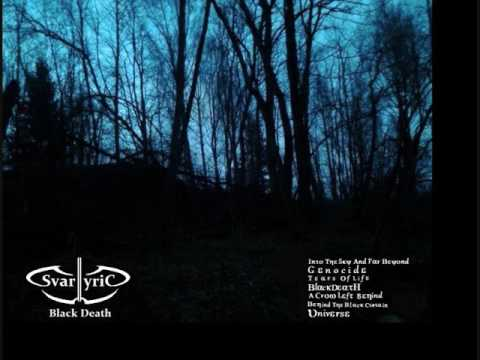 Svartyric - Behind the black curtain
