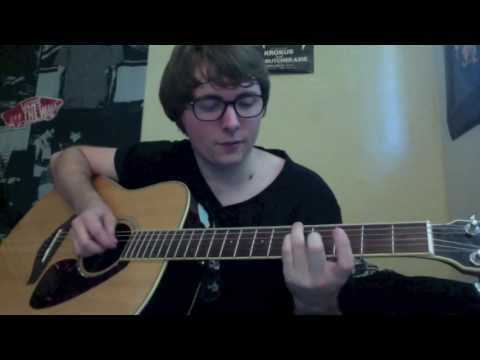 I'm Low On Gas and You Need A Jacket ( Acoustic Lesson )