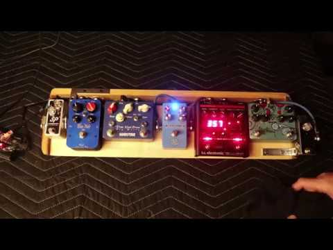 How to Build a Power Supply for Guitar Effects Pedal Board / Step-by-Step, Do-it-Yourself Demo