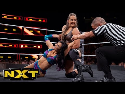 Sarah Logan vs. Peyton Royce: WWE NXT, Aug. 23, 2017
